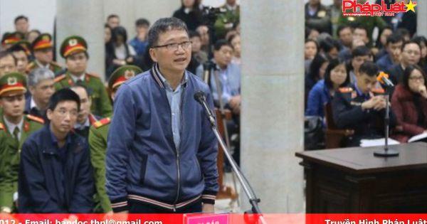 Đại án Trịnh Xuân Thanh, Đinh La Thăng và đồng phạm: Tranh luận về kết luận Trịnh Xuân Thanh chối tội