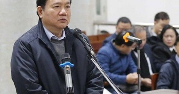"""Luật sư của ông Đinh La Thăng """"gợi ý"""" tội khác cho thân chủ"""