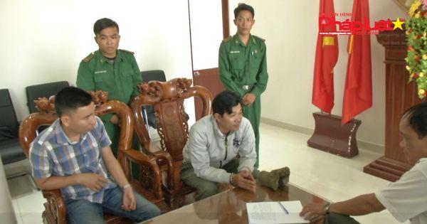 BĐBP Tây Ninh bắt giữ 03 đối tượng, thu giữ 3 kg ma túy dạng đá