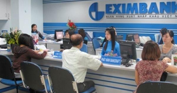 Eximbank kiếm lời 400 tỉ đồng từ thoái vốn khỏi Sacombank