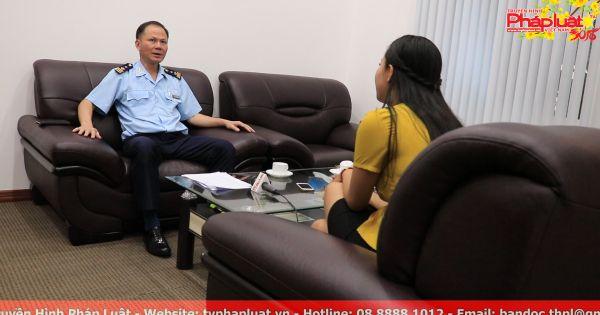 Ông Đinh Ngọc Thắng-Phụ trách Cục Hải quan TPHCM: Ứng dụng những thành tựu công nghệ mới trong công tác kiểm tra, quản lý.