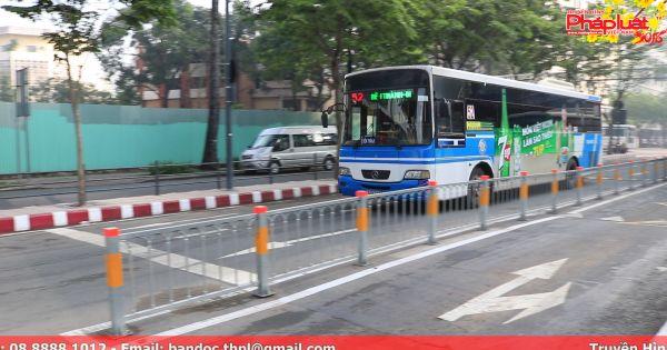 TP HCM thành lập trung tâm quản lý giao thông công cộng