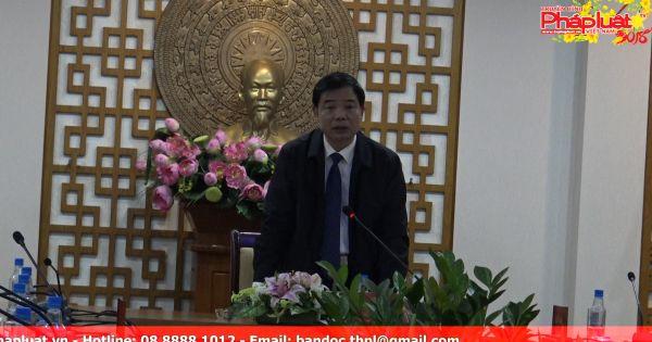 Bộ trưởng Bộ NN&PTNT phát lệnh xuất khẩu lô hàng đầu năm 2018