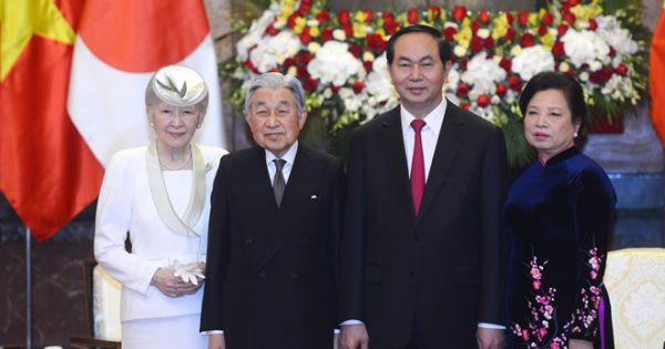 Quan hệ Việt Nam - Nhật Bản đang phát triển mạnh mẽ