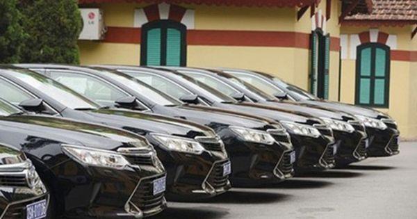 Tổng cục Hải quan bán thanh lý 50 xe công vụ, có xe chưa đến 50 triệu đồng