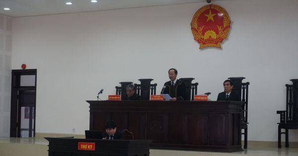 Đà Nẵng: Tạm hoãn phiên tòa xét xử kẻ dọa Chủ tịch Thành phố Đà Nẵng