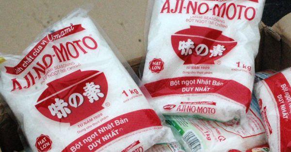 """Sài Gòn phát hiện """"kho"""" bột ngọt giả"""