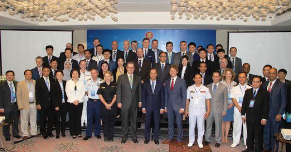 ASEAN - Úc - EU tìm giải pháp hợp tác trên biển