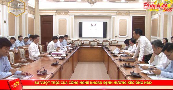 Lãnh đạo TPHCM yêu cầu áp dụng kỹ thuật khoan ngầm khi thi công các công trình liên quan đào bới.