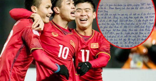 Điểm báo 23/01/2018: Nhiều trường cho học sinh nghỉ học ngoại khóa, công ty nghỉ làm để cổ vũ U23 Việt Nam