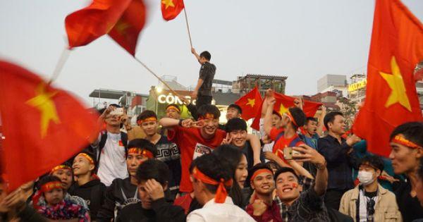 Văn phòng Chủ tịch Nước đề nghị tặng thưởng huân chương cho U23 Việt Nam