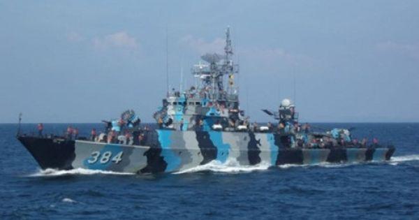 Mỹ công nhận chủ quyền vùng biển Indonesia