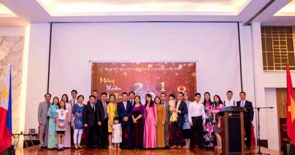 Cộng đồng người Việt đón tết Mậu Tuất tại: Phần Lan - Qatar - Thái Lan - Lào - Philippines - Hà Lan