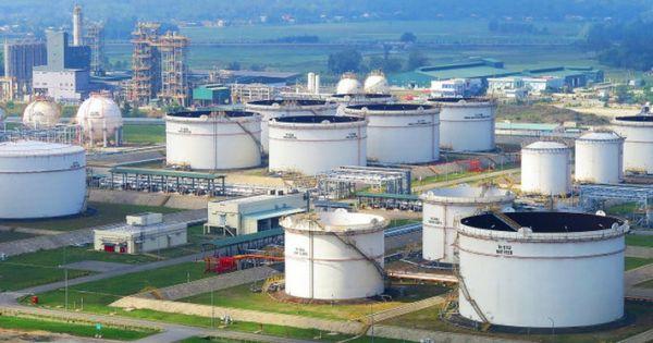 Lọc dầu Dung Quất lên sàn với giá 22.400 đồng/cổ phiếu