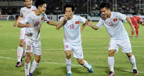 Đội tuyển Việt Nam và Thái Lan là hạt giống hàng đầu tại AFF Cup 2018