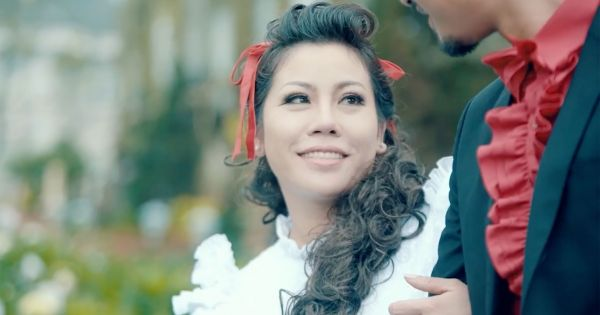 """MV ca nhạc """"Người Yêu Dấu"""" qua giọng ca nhà báo Nguyễn Ngọc"""