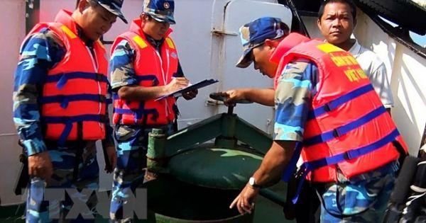 Bắt giữ 600.000 lít dầu DO không rõ nguồn gốc