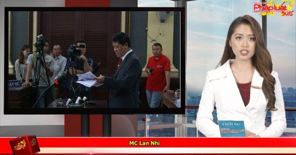 Sau phiên tòa bị hoãn: VinasunTaxi tố GrabTaxi cố tình tung tin sai sự thật.
