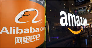 Cuộc chiến bán lẻ trực tuyến trở nên càng gây gắt khi Amazon, Alibaba