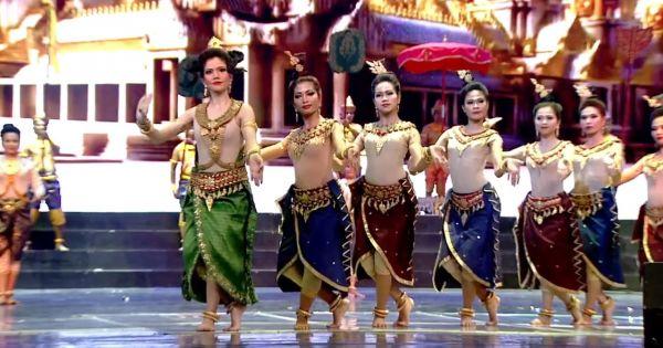 Độc đáo điệu múa cổ truyền của người Thái