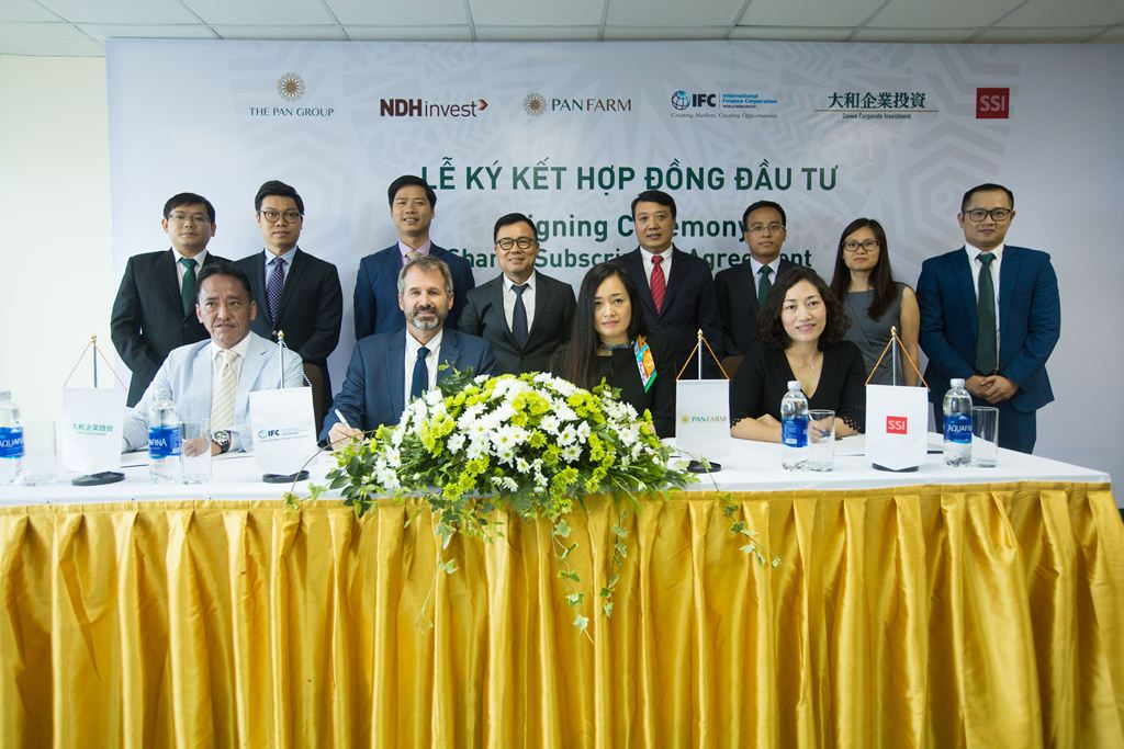 PAN SALADBOWL: Doanh nghiệp duy nhất đạt Global GAP ngành trồng hoa và chứng nhận khoa học công nghệ