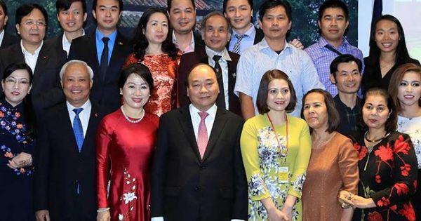 Thủ tướng thăm Đại học danh tiếng AUT và gặp gỡ cộng đồng người Việt