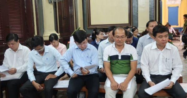 Vụ án Navibank: Nguyên TGĐ Lê Quang Trí bị đề nghị 15 năm tù