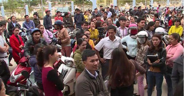 """Đắk Lắk: Hơn 500 giáo viên bị mất việc, Công an vào cuộc vụ """"chung chi"""" mới được ký hợp đồng"""
