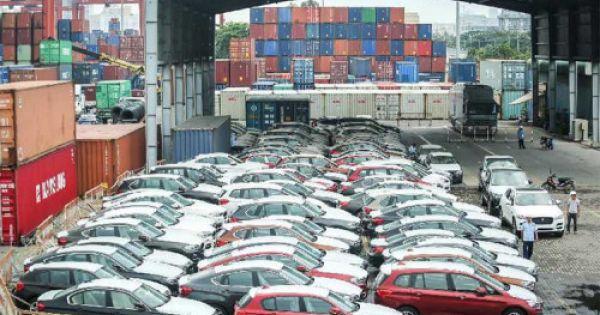Ô tô nhập khẩu miễn thuế Thái Lan tiếp tục đổ về Việt Nam