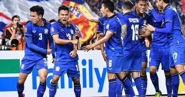 Thầy trò HLV Park Hang Seo nhận tin vui từ đội tuyển Thái Lan
