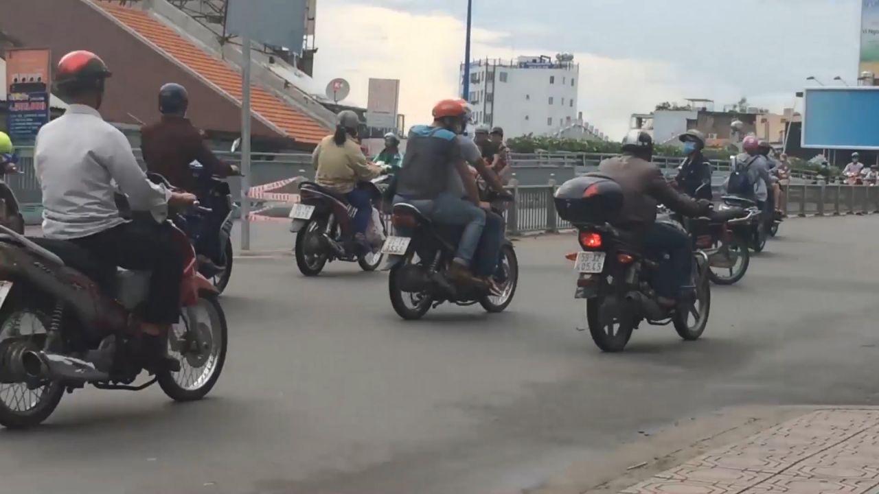 TPHCM: Tai nạn giao thông tăng cao trong quý I năm 2018