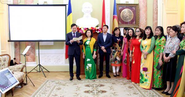 """Cộng đồng người Việt tại Rumani tổ chức """"gặp gỡ đầu Xuân 2018"""""""