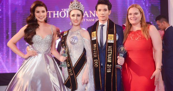 Miss Eco International 2018: Thư Dung đại diện Việt Nam tham dự