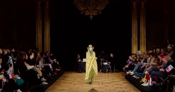 Johannes Adele | Fall Winter 2018/2019 Full Fashion Show | Exclusive