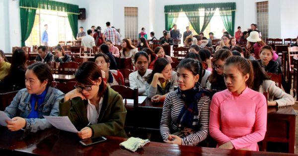 Điểm báo 5-4: Kỷ luật hai lãnh đạo huyện trong vụ tuyển thừa 500 giáo viên tại Đắk Lắk