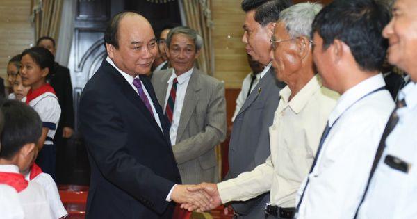 Thủ tướng Nguyễn Xuân Phúc: Đảng, Chính phủ luôn dành sự quan tâm và tình cảm đặc biệt đối với kiều bào