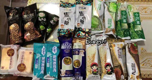 Kem Trung Quốc giá 3.000 đồng