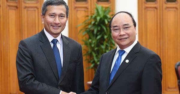 Điểm báo 07/04/2018: Việt Nam khuyến khích nhà đầu tư Singapore đầu tư vào KCN cao ở Đà Nẵng