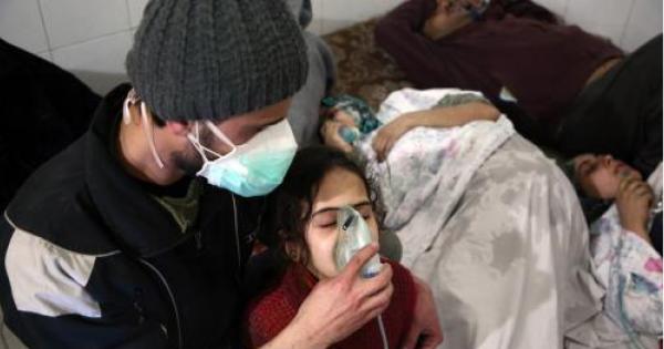 Syria bác bỏ cáo buộc sử dũng vũ khí hóa học tại Doum