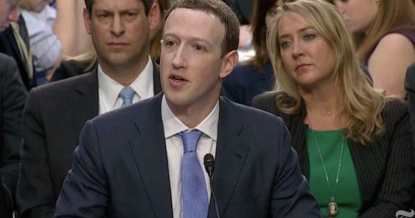 CEO Facebook Mark Zuckerberg điều trần vụ rò rỉ dữ liệu