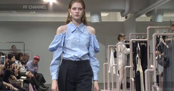 Akikoaoki Fall Winter 2018/2019 Full Fashion Show Exclusive