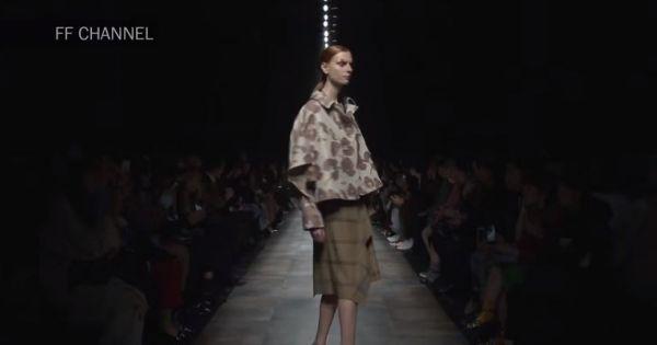 Hanae Mori manuscrit | Fall Winter 2018/2019 Full Fashion Show | Exclusive
