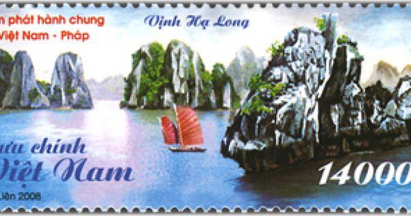 Phát hành bộ tem đặc biệt kỷ niệm 45 năm quan hệ Việt Nam - Pháp