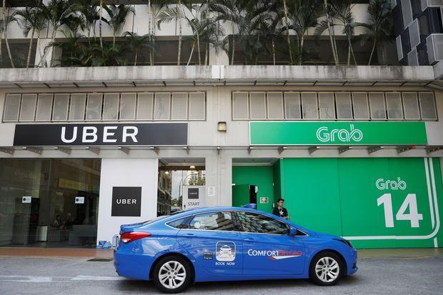 Thương vụ Grab mua lại Uber: Bộ công thương chính thức điều tra trong 30 ngày
