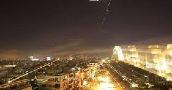 Syria bị ba nước Mỹ, Anh, Pháp tấn công
