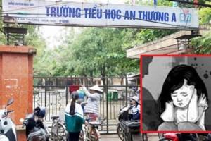 Hà Nội: Bắt khẩn cấp thầy giáo dâm ô nhiều nữ sinh lớp 3