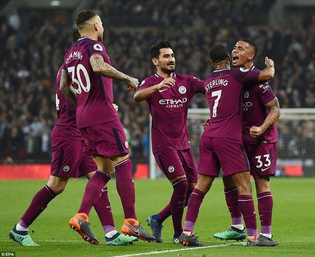 Tottenham 1-3 Man City: Sự trở lại của Guardiola