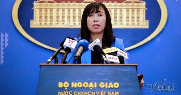 Việt Nam quan ngại trước tình hình hiện nay tại Syria