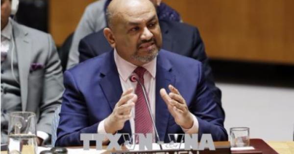 Liên hợp quốc chuẩn bị lộ trình hòa bình cho Yemen