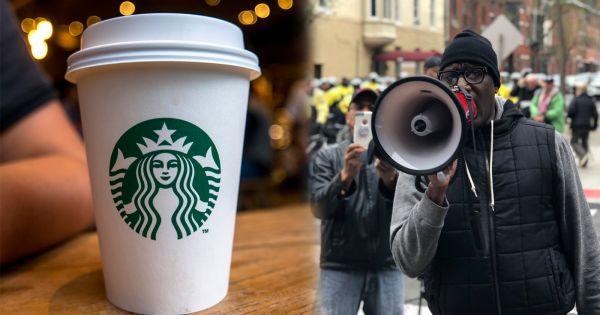 8.000 cửa hàng Starbucks đóng cửa để đào tạo lại nhân viên